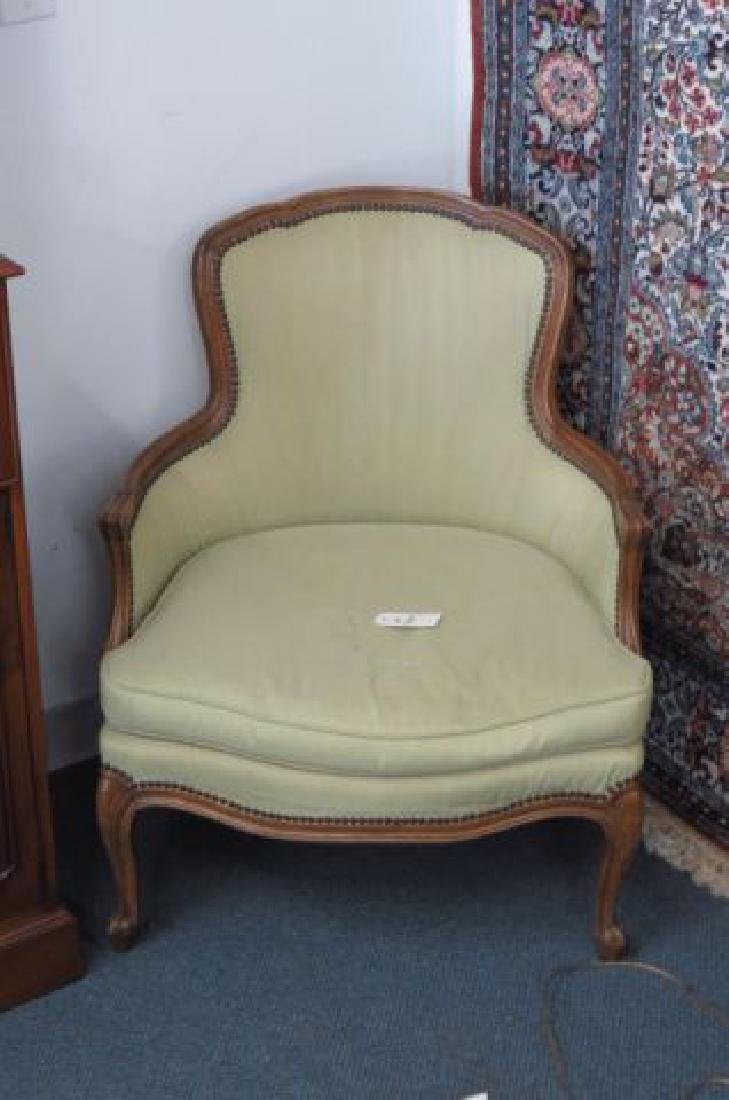 French Bergere Chair,