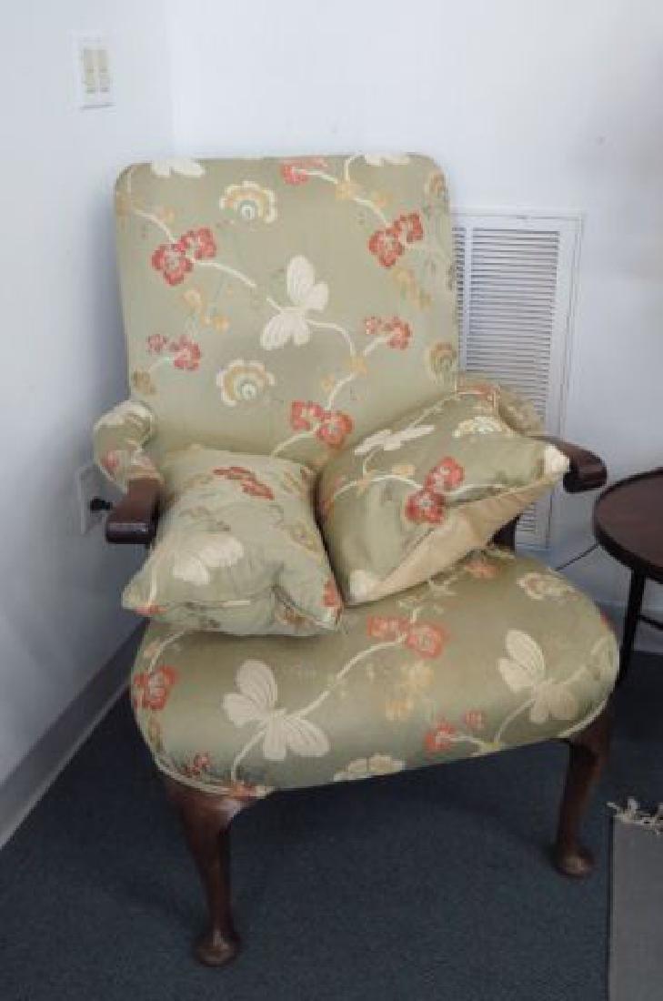 Mahogany Arm Chair,