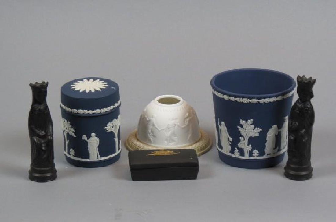 6 pcs. Wedgwood Pottery,