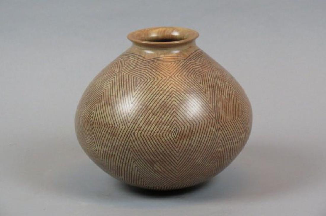 Acoma Indian Pottery Vase,