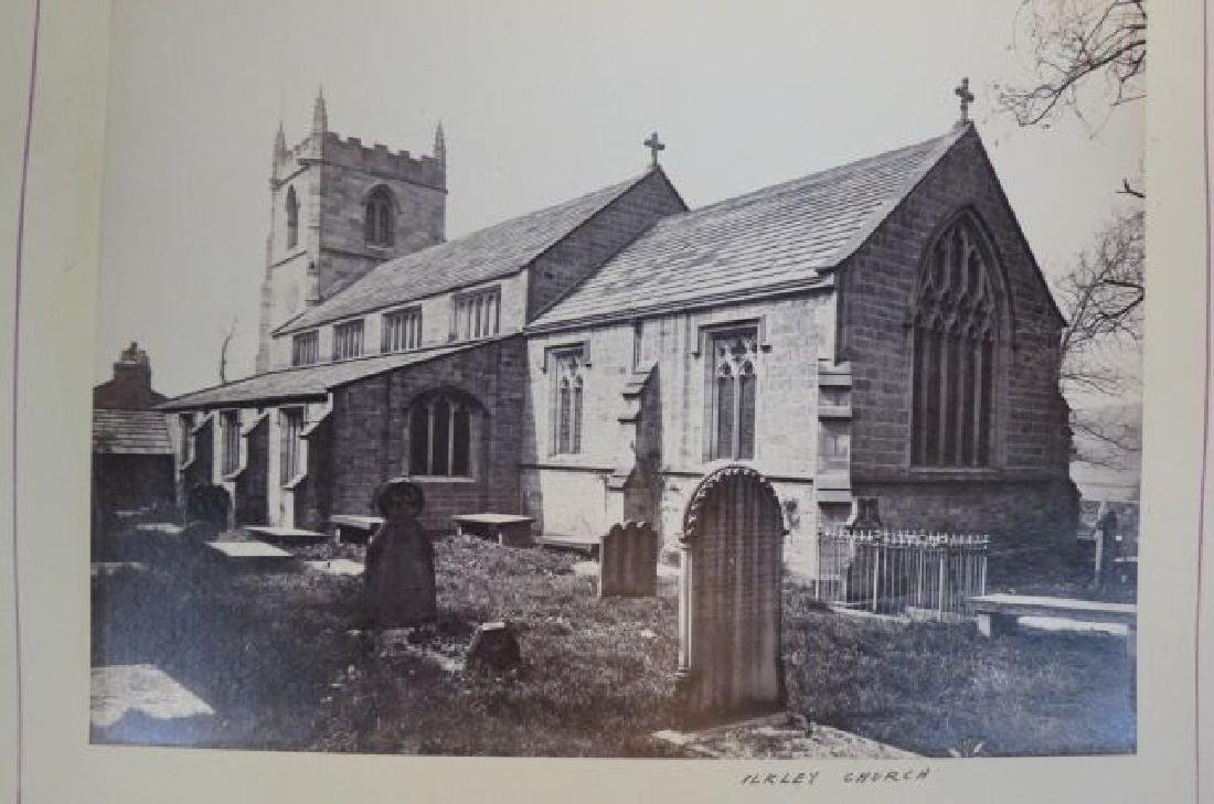 1860's Photograph Album by Francis Frith,