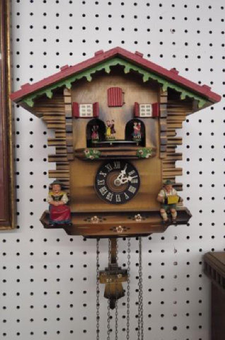 German Cuckoo Clock,