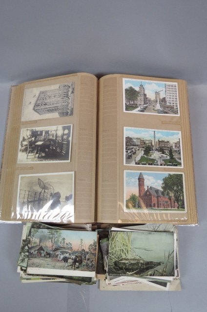Collection of Old Postcards,