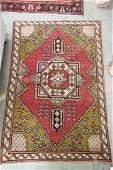 Oushak Persian Handmade Rug,