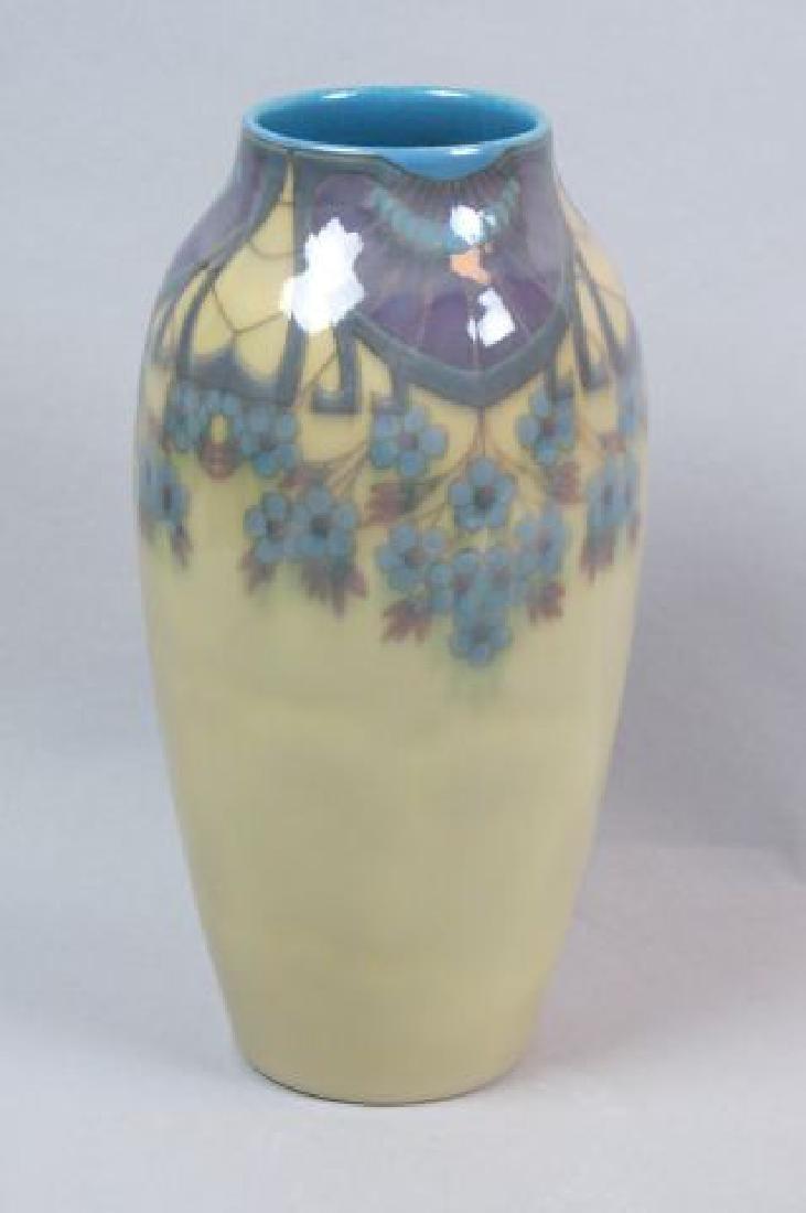 Rookwood Art Pottery Vase, - 2