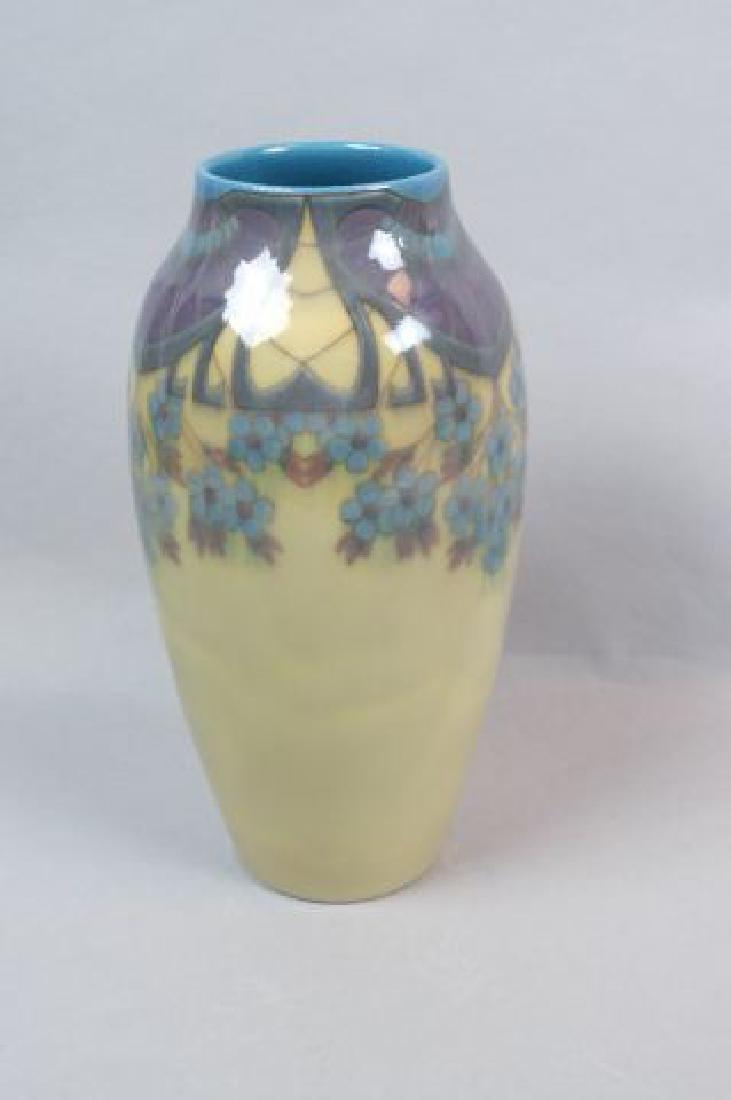 Rookwood Art Pottery Vase, - 3
