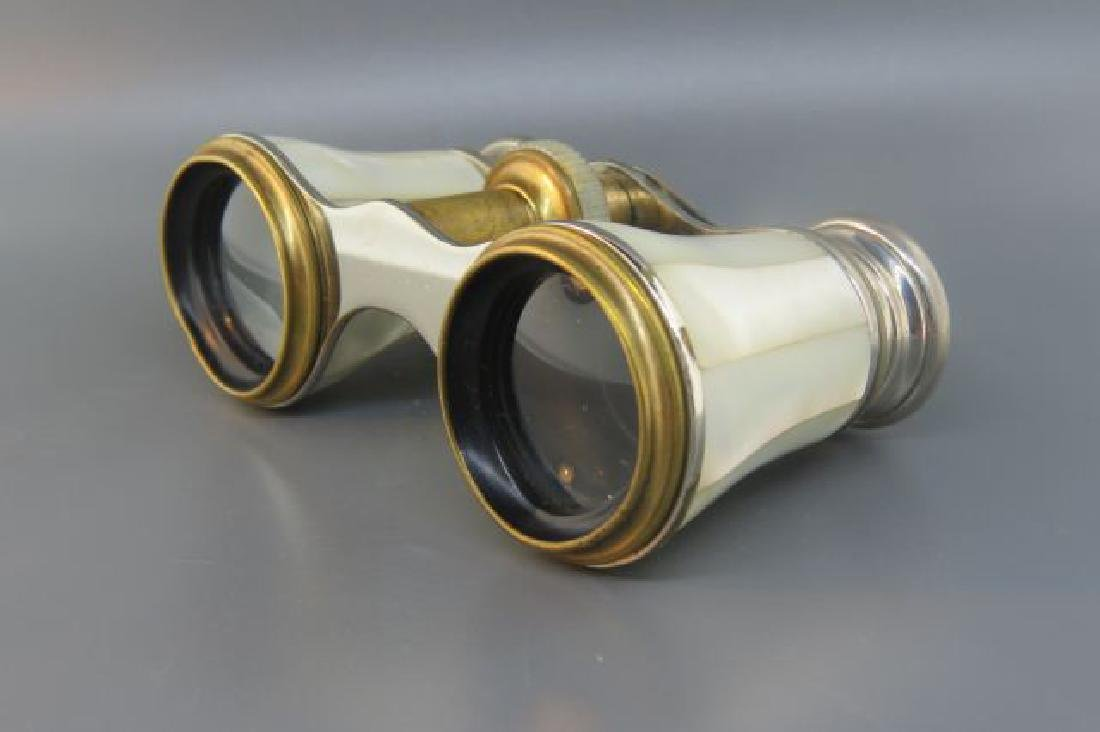 French Opera Glasses, - 2