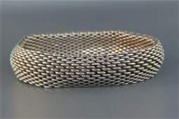 Tiffany Sterling Silver Bracelet,