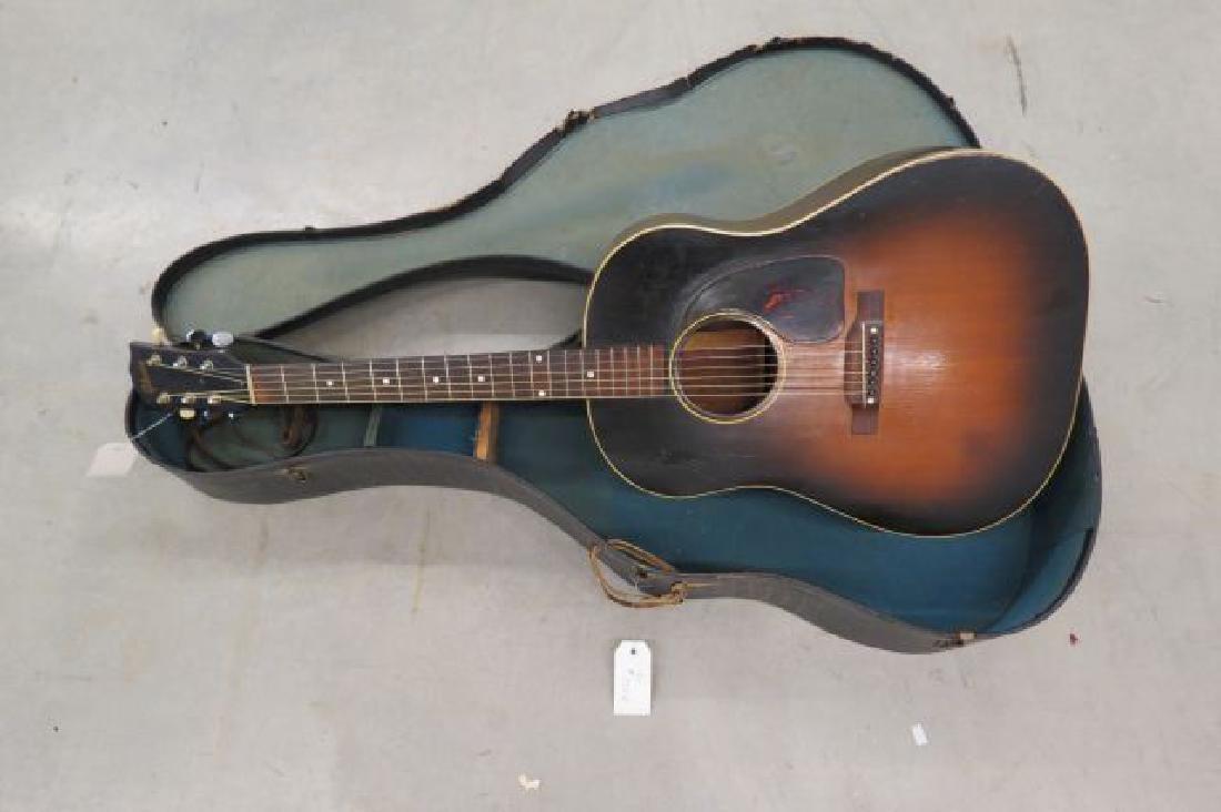 Gibson Guitar, - 2