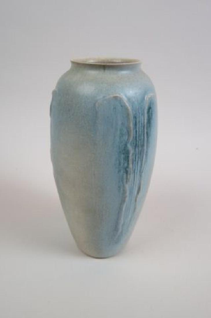 Japanese Arts & Crafts Style Studio Pottery Vase - 2