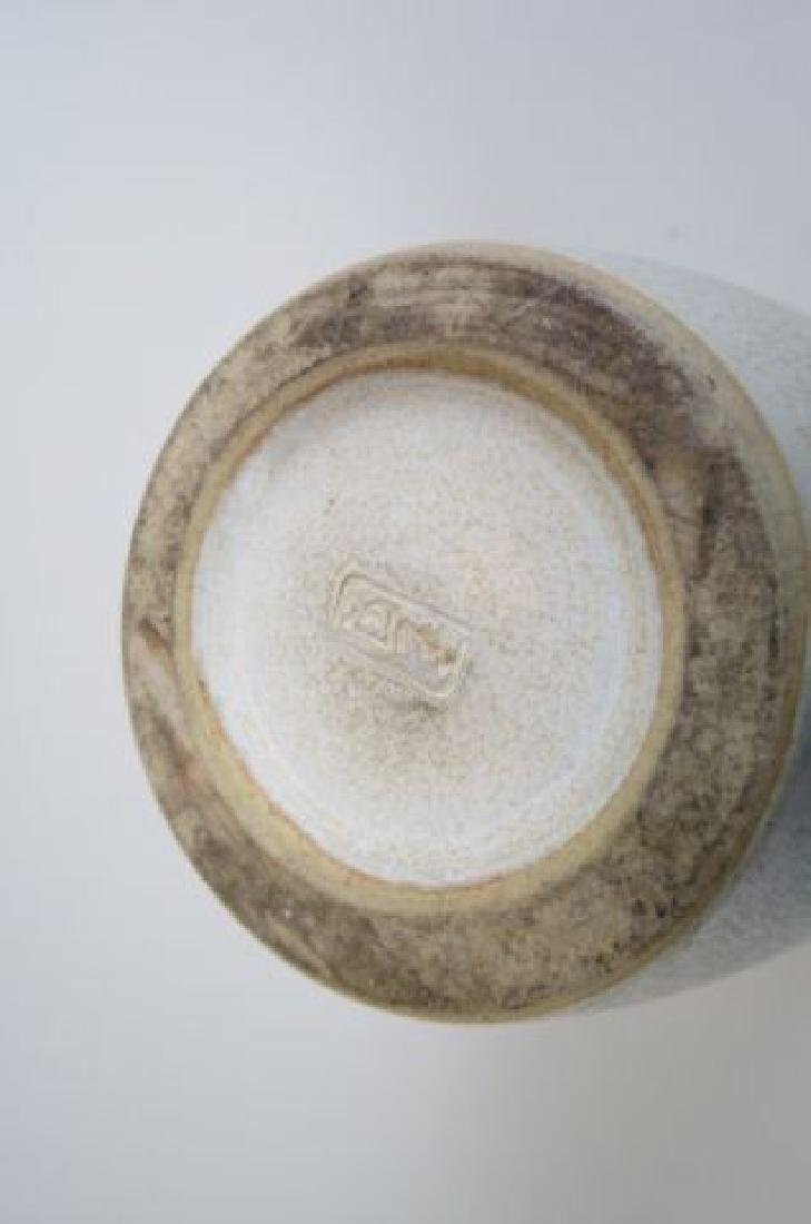 Japanese Arts & Crafts Style Studio Pottery Vase - 4