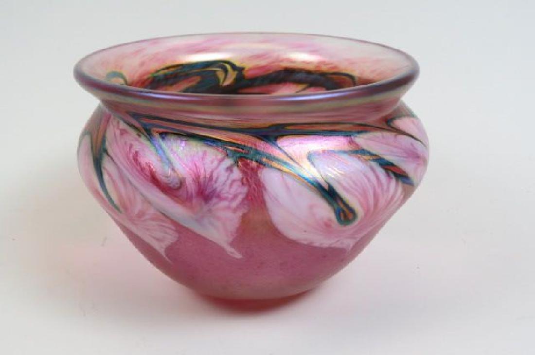 Lotton Studio Art Glass Vase,