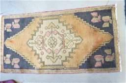 Oushak Persian Handmade Mat,