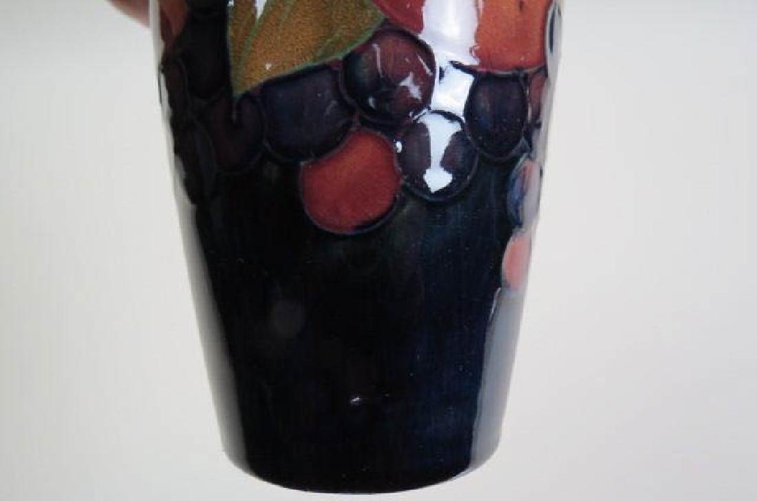 Moorcroft Art Pottery Vase, - 3
