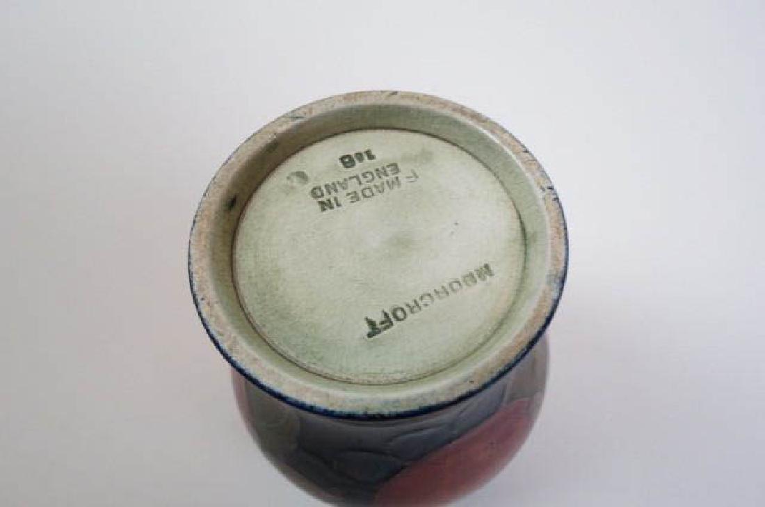 Moorcroft Art Pottery Vase, - 4