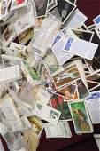Huge Collection of Vintage Cigarette Cards,