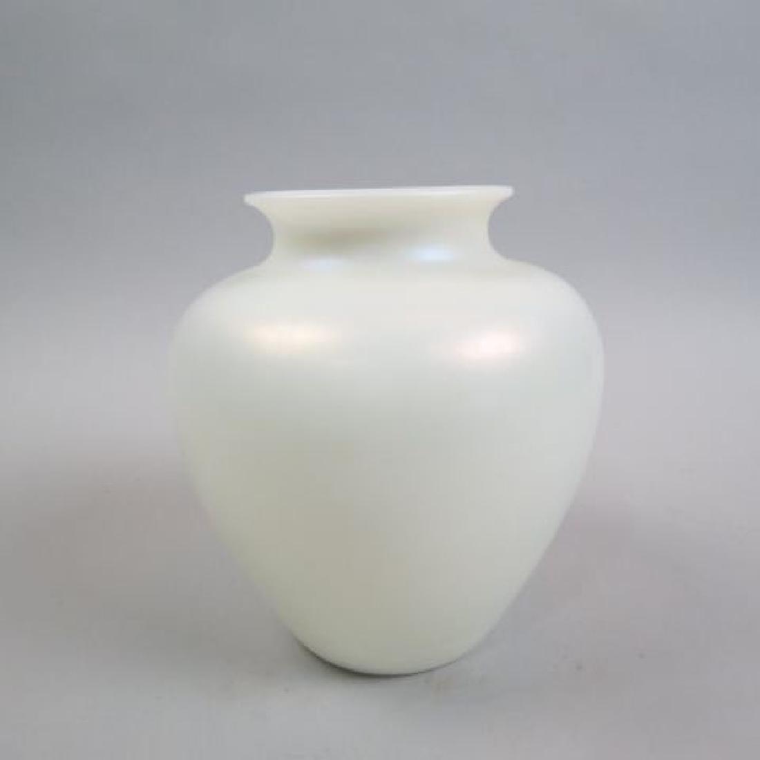 Steuben Art Glass Vase,