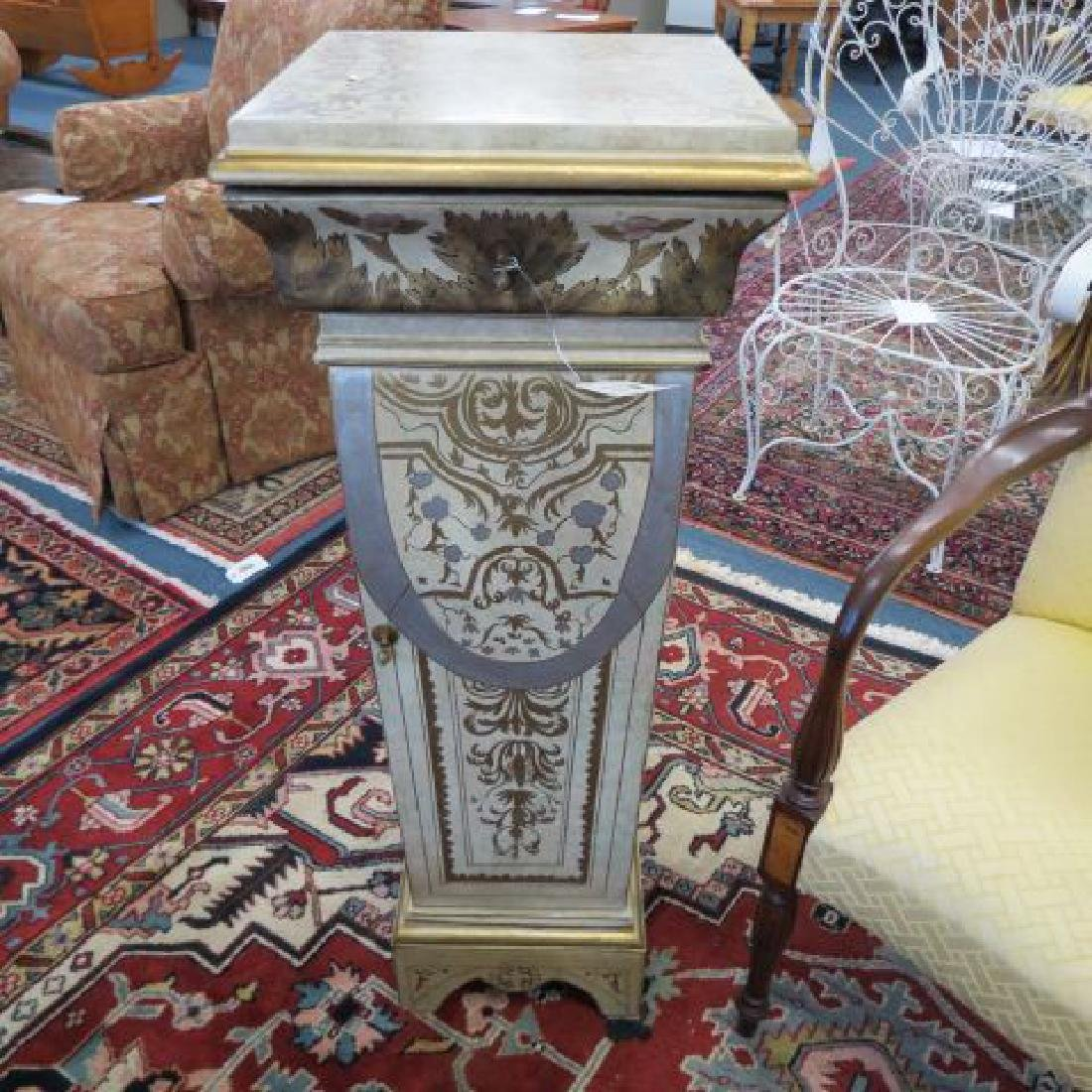 Decorative Pedestal,