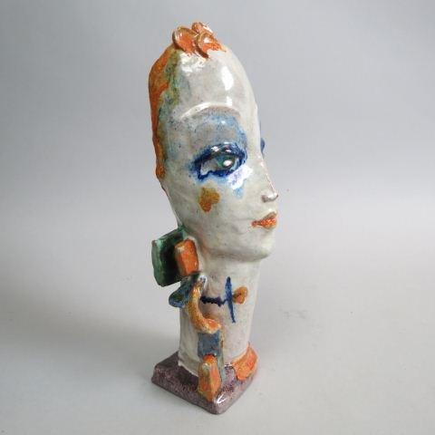 Gudrun Baudisch for Wiener Werkstatte Figure,