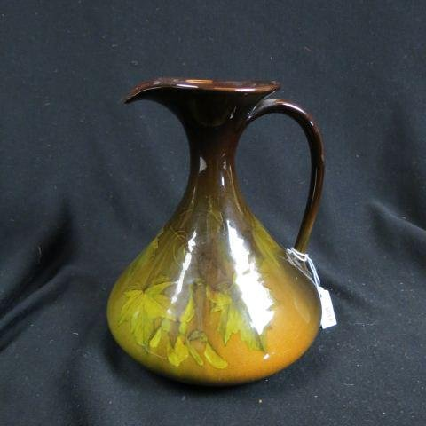 Rookwood Pottery Pitcher by Anna M. Valentien,