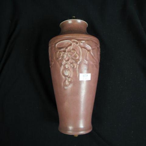 Rookwood Art Pottery Lamp Base,