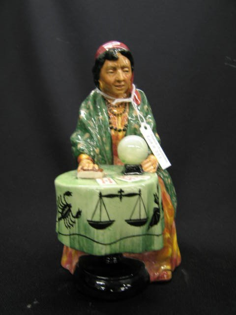 "351: Royal Doulton Figurine ""Fortune Teller"", HN #2159,"