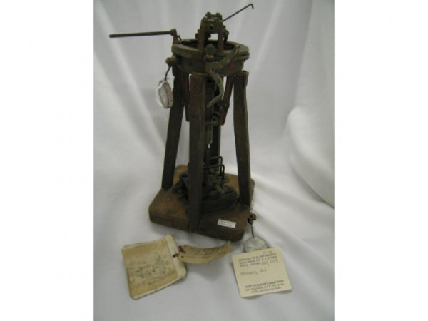 518: Patent Model of a Windmill, May 1883, #268,403, fr