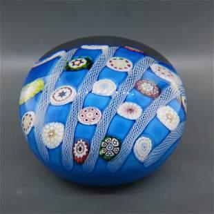 Art Glass Paperweight,