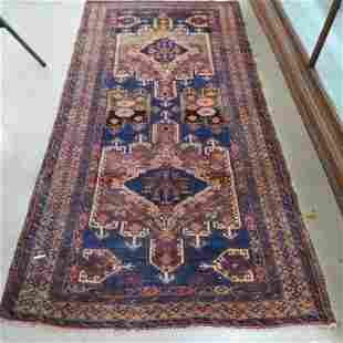 Hamadan Persian Handmade Rug,