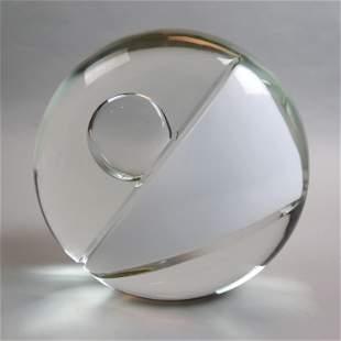 Livio Seguso for Ogetti Italian Art Glass Sculpture,