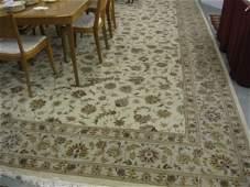 635: Mahal Persian Handmade Palace Size Rug, gorgeous