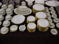 809 119 pc Noritake Goldridge China Service for 12