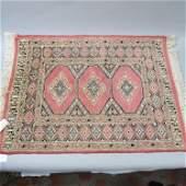 Hamadan Style Persian Handmade Mat,