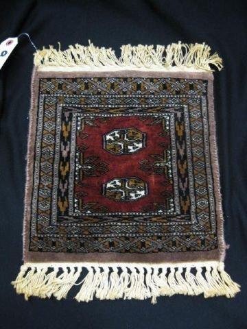 9: Fine Persian Handmade Mat, tightly woven Belouchi st