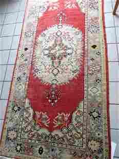 Oushak Turkish Handmade Rug
