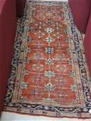 1394 Hamadan Persian Handmade Rug