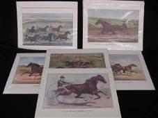 479 17 Harness Horse Racing Prints Currier  Ives la