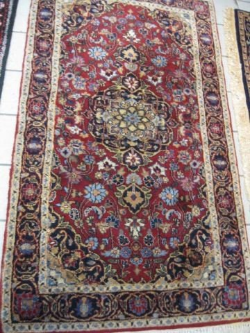 15: Mahal Persian Handmade Rug,