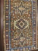 474 Hamadan Persian Handmade Mat