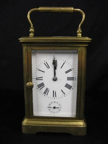 503: French Carriage Clock,