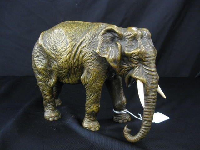 508: Bronze Elephant,