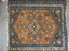 1114 Hamadan Persian Handmade Mat