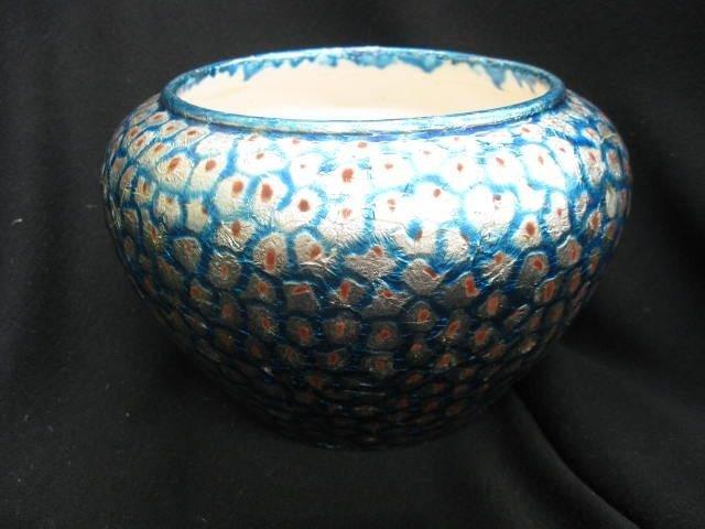521: Rare Sevres Porcelain Vase by Optat Milet