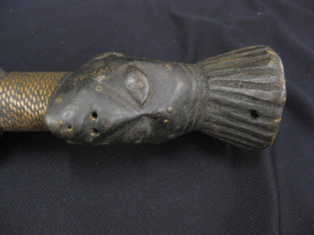 400A: Chordophone, African String Musical Instrument, - 2