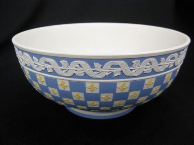 501: Wedgwood Multi-Color Jasperware Bowl,