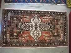 1275 Hamadan Persian Handmade Mat