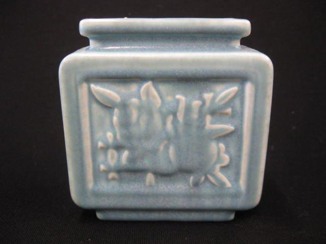 1: Rookwood Pottery Vase,