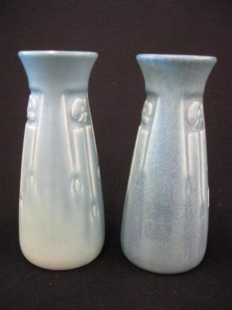 2: Pair of Rookwood Pottery Vases,