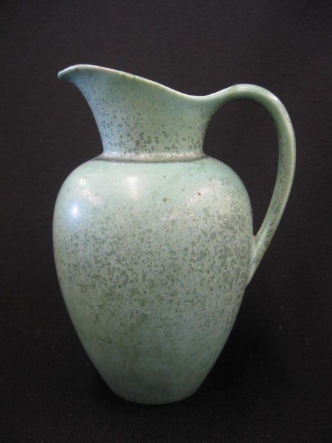 16: Rookwood Pottery Pitcher,