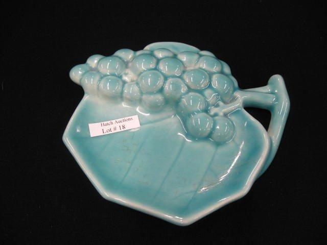 18: Rookwood Pottery Figural Dish,
